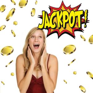 jackpot vinnare