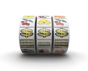 Snurra slots på casino