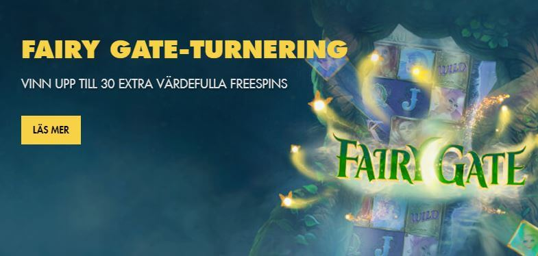 bethard fairy gate turnering