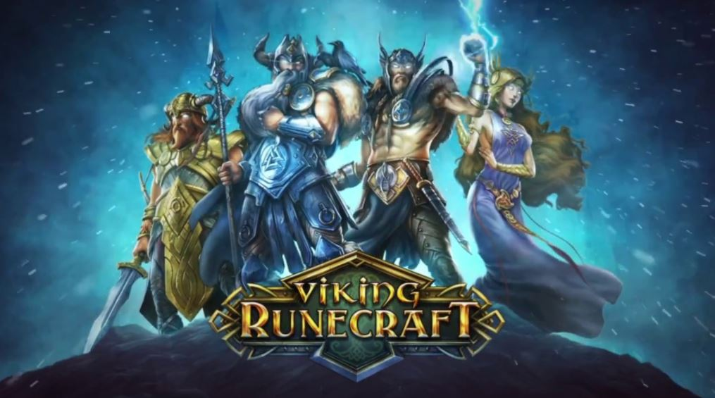 Viking Runecraft free spins betsson